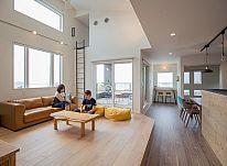 【施工事例 Y様邸】どこにいても海が眺められるお家。