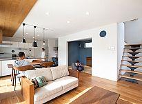 【施工事例 T様邸】暮らしやすさを重視したシンプルで居心地のいいお家