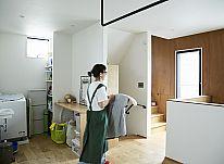家事の負担を軽減する!ランドリールーム(洗濯室)の特徴とメリット・デメリット ~後編~