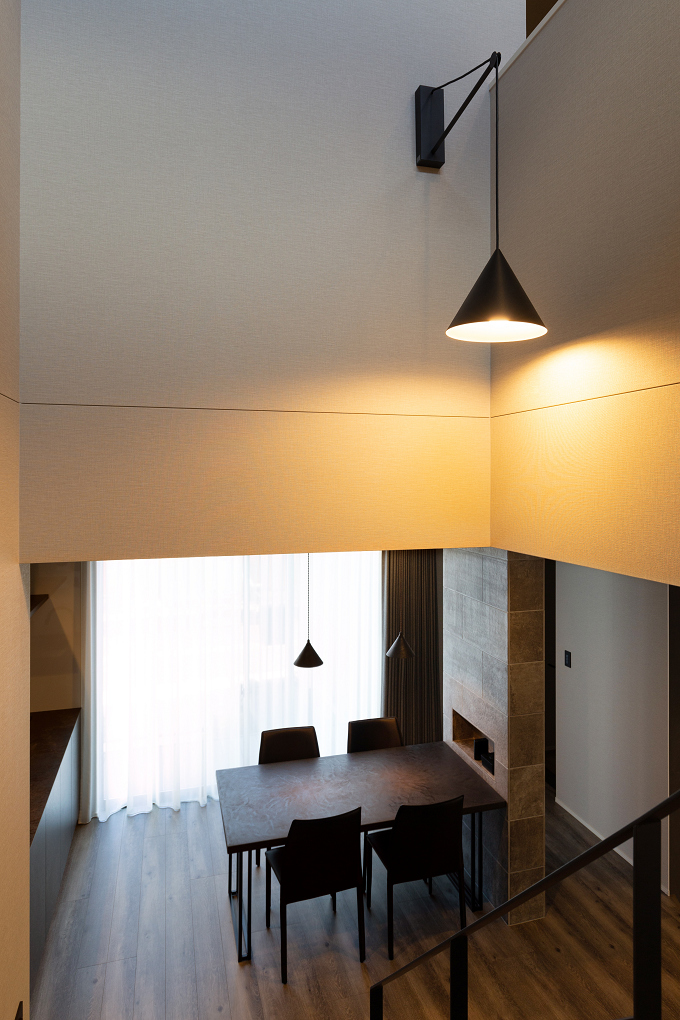 クラシスホームで建てられた家の画像(お客様インタビューのイメージ)